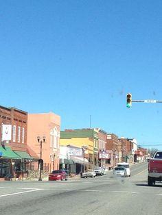 Etowah, TN - Tennessee