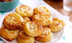 How to make cheese and ham scrolls - Kidspot