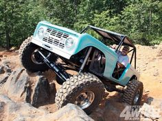 1966 Ford Bronco Buggy