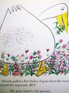 Beware Petunia by Roger Duvoisin