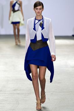 Antonio Berardi | Spring 2013 Ready-to-Wear