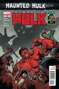 Hulk #50 Jeff Parker Carlo Pagulayan---> shipping is $0.01!!!