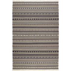 KATTRUP Rug, flatwoven Handmade grey (£80) ❤ liked on Polyvore featuring home, rugs, flatweave rugs, hand woven area rugs, gray area rug, grey area rug and flatwoven rug