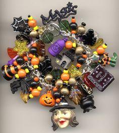 I need a Halloween Bracelet!!