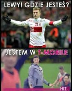 Heh to wiem już gdzie jest lewy jak go na meczach niema😂. Very Funny Memes, Love Memes, Wtf Funny, Best Memes, Funny Cute, Polish Memes, Me And My Dog, Happy Photos, Good Mood