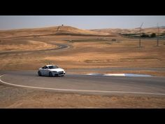 Shelley (Audi TTS): Stanford's Robotic Car, Hits the Track