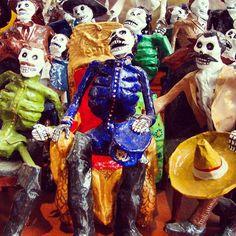 Fotografía de @javierrosete Vía Instagram, participante en el Homenaje #TradicionESmx para el reto semanal #CalaverasDEmx