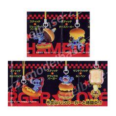 【楽天市場】リロ&スティッチ やみつきバーガーマスコット 全5種タカラトミーアーツガチャポン ガシャポン ガチャガチャ:モデルベースZ