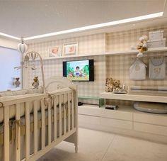 Decoração Quarto de bebê Quarto de bebe casadagrazi 62442