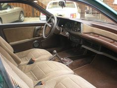 Matra Murena 2.2. 3 seats in the front