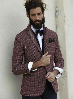 Beard#bowtie#gent