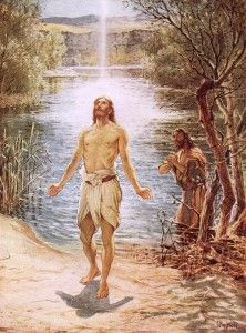 Authority to Baptize