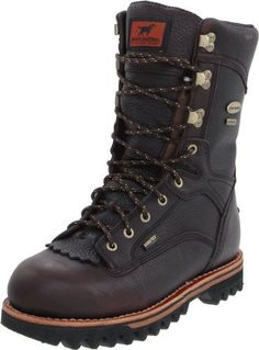 "Irish Setter Men's 860 Elk Tracker 12"" Waterproof Lace-up Boot Irish Setter. $189.00. Leather Hunting Boots. leather. Manmade sole"