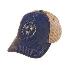 6977f39b8fab8 Savannah Bee Logo Trucker Cap