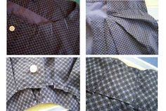 Made by Me. Shared with you.: Men's to Women's Dress Shirt Refashion