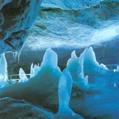 Dobšinská Ice Cave, slovakia Places Ive Been, Places To Go, Heart Of Europe, Caves, Homeland, The Good Place, Scenery, Earth, Explore