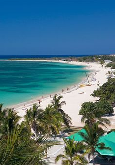 The World's Best Beaches Playa Ancon, Trinidad, #Cuba
