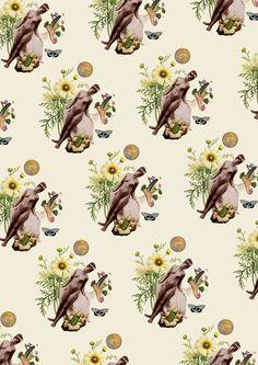 Pattern pra regente Mercúrio Collage Art, Patterns, Wallpaper, Block Prints, Patrones, Wallpapers, Art Designs, Pattern, Templates