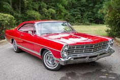 Ford Galaxie 500 Maintenance of old vehicles: the material for new cogs/casters/gears/pads could be cast polyamide which I (Cast polyamide) can produce Lamborghini, Ferrari, Ford Galaxie, Ford Motor Company, Retro Cars, Vintage Cars, 1960s Cars, Jaguar, Peugeot