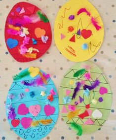 Easter Crafts: Decorating Card Easter Eggs - NewYoungMum. Easter Crafts: Easter Egg Decorating. Easter egg crafts. Simple Easter crafts. Easter kids crafts. Easter activities. Easter DIY. Toddler Easter activities. Easter cards. Preschool crafts. Preschool activities.