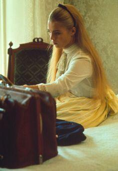 "Pia Degermark in ""Elvira Madigan"" (1967)"