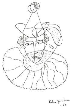Barbarous Nights: Lorca's Drawings