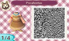 Pocahontas   QRCrossing.com