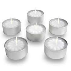 Uco Mini Candles - Package Of 6
