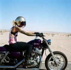 Lanakila MacNaughton, Womens Motorcycle Exhibition |The Women