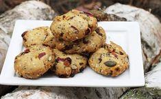 Przepis na domowe ciasteczka pieguski. Proste i szybkie w wykonaniu z dowolnymi dodatkami. Muffin, Cookies, Breakfast, Cake, Food, Crack Crackers, Morning Coffee, Biscuits, Kuchen