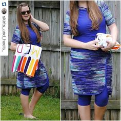 Thank you @skirts_and_heels_ for your lovely review of #HydroChic! #Repost @skirts_and_heels_ with @repostapp ・・・ Are you looking for cute, fun and modest swimwear? If so, you've got to check out @hydrochicswimwear ! The swim skirt and top I am modeling i