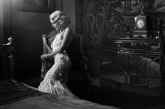 The Great Gatsby by Signe Vilstrup for Harrods Magazine | Who Designed It?