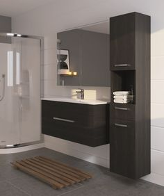 Choose products with multifunctional compartments - think hidden drawers, organisers, baskets and bins.