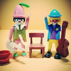 #playmobil #プレイモービル #1himeplaymo #clown #ピエロ #toy #toys #figure #figures