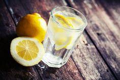 Suco Detox de Limão Para Queimar Gordura Abdominal