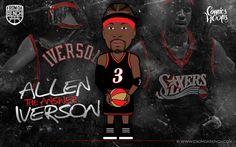 Allen Iverson   From Da Bench