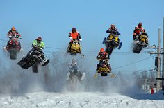 Don't miss one of the Adirondack Coast's most thrilling events where high-performance snowmobile racers from Canada, New York and New England will compete over a course of jumps, bumps and table tops.  www.goadirondack.com