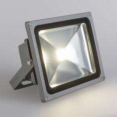Proyector LED KICK Pro 30W grafito #iluminacion #decoracion