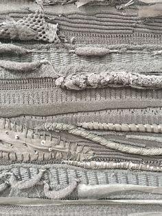 4 Decades of Fashion Design & Manufacturing Excellence Textiles, Textile Patterns, Textile Design, Stitch Patterns, Knitting Stitches, Knitting Patterns, Textile Texture, Yarn Bombing, Knitwear Fashion