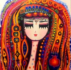 Canan Berber Art Online - 024