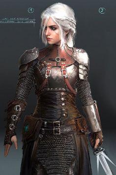 #warrior #character