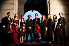 Music for the Hearing Eye: Concert Atop the Crypts by The Divine Hand Ensemble