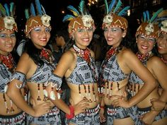 Color Trend Goes Wild in Peru ~ So you think there's a lot of color and animal prints in this season? In Peru, they have been using color and animal prints as long as people have been wearing clothes. I recently was in Peru attending PeruModa and happened upon a festival of dance presentation in Chiclayo. Groups of dancers from surrounding areas were participating in an annual event that showcases traditional dancing skills. www.apparelnews.net/blog/2259_color_trend_goes_wild_in_peru.html