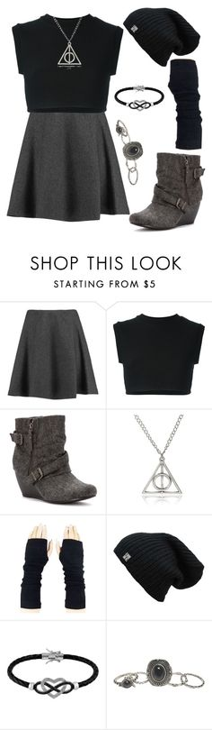 """The Deathly Hollows"" by saamstaa ❤ liked on Polyvore featuring Theory, adidas Originals, Blowfish, Jewel Exclusive, Wet Seal, women's clothing, women, female, woman and misses"