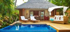 pool in small back yard - Google Search
