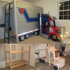 """Obtain excellent ideas on """"modern bunk beds for girls room"""". Obtain excellent ideas on """"modern bunk beds for girls room"""". They are accessible for you on our Bunk Beds With Storage, Cool Bunk Beds, Bunk Beds With Stairs, Bed Storage, Bed Stairs, Bedroom Storage, Storage Ideas, Cool Beds For Kids, Cool Kids Rooms"""