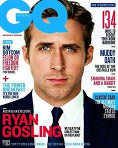 Ryan Gosling ¿Qué cuenta? No sé, no puedo apartar la vista de esos ojos