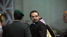 مذيعة الجزيرة تفضح فيلم استقالة #سعد_الحريري.. شاهد محاولة اغتياله اللذيذة وهو يتمايل بين الفتيات