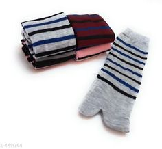 Socks Attractive Women's Sock Combo Fabric:  Cotton  Size: Free Size Description: It Has 5 Pairs Of Women 's Socks Country of Origin: India Sizes Available: Free Size   Catalog Rating: ★4 (1354)  Catalog Name: New Attractive Women's Socks Vol 16 CatalogID_634738 C65-SC1240 Code: 281-4411768-