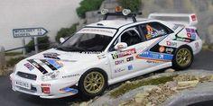 PT Rali de Portugal 2005 Subaru Impreza WRX STi Gr. N Sainz/Moya 1/43